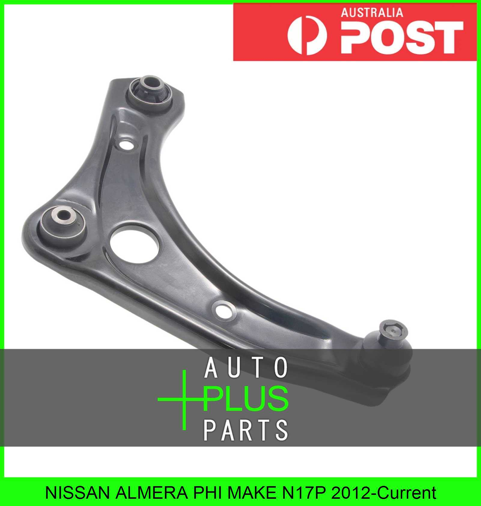 FITS NISSAN CUBE 2009/> FRONT SUSPENSION WISHBONE CONTROL ARM BALLJOINT